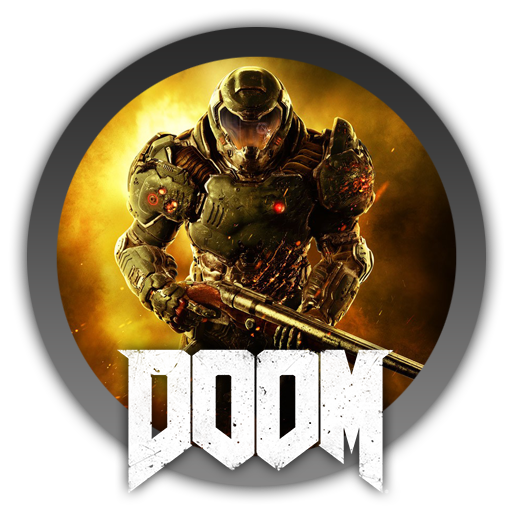 Doom 2016 Icon 1 By Blagoicons On Deviantart