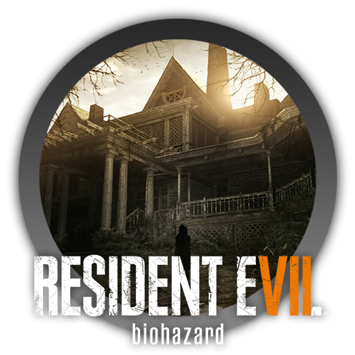 Resident Evil Vii 7 Biohazard Icon By Blagoicons On