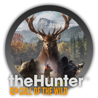 The Hunter Call of the Wild - Icon by Blagoicons