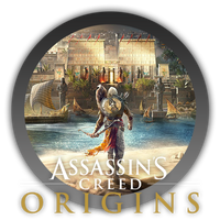 Assassin's Creed Origins - Icon by Blagoicons