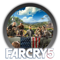 Far Cry 5 - Icon by Blagoicons