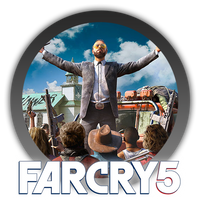 Far Cry 5 - Icon 2 by Blagoicons