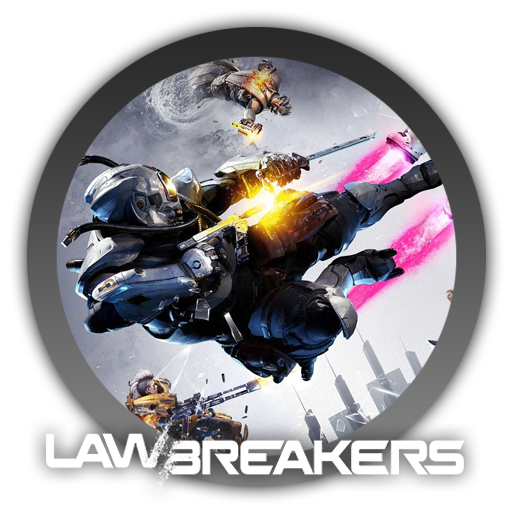 LawBreakers - Icon by Blagoicons