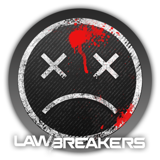 LawBreakers - Icon 2 by Blagoicons