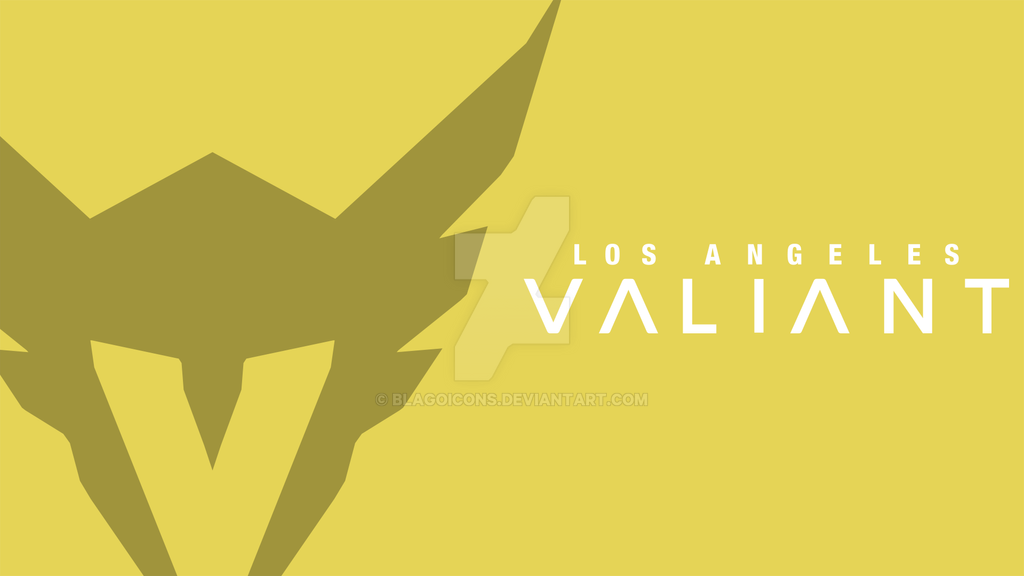 Overwatch League L A Valiant Wallpapers By Blagoicons On Deviantart