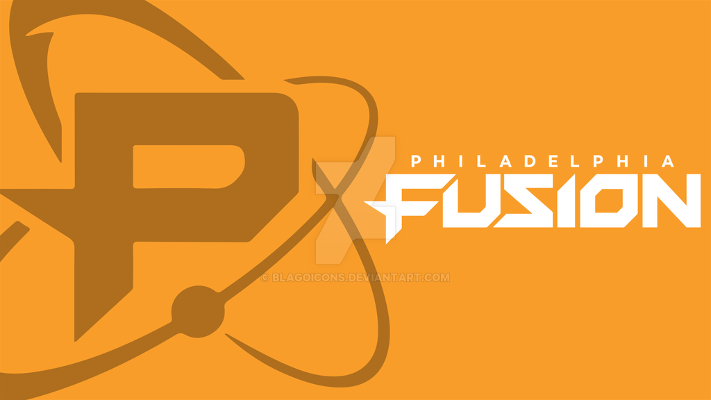 Overwatch League Philadelphia Fusion Wallpapers By Blagoicons On