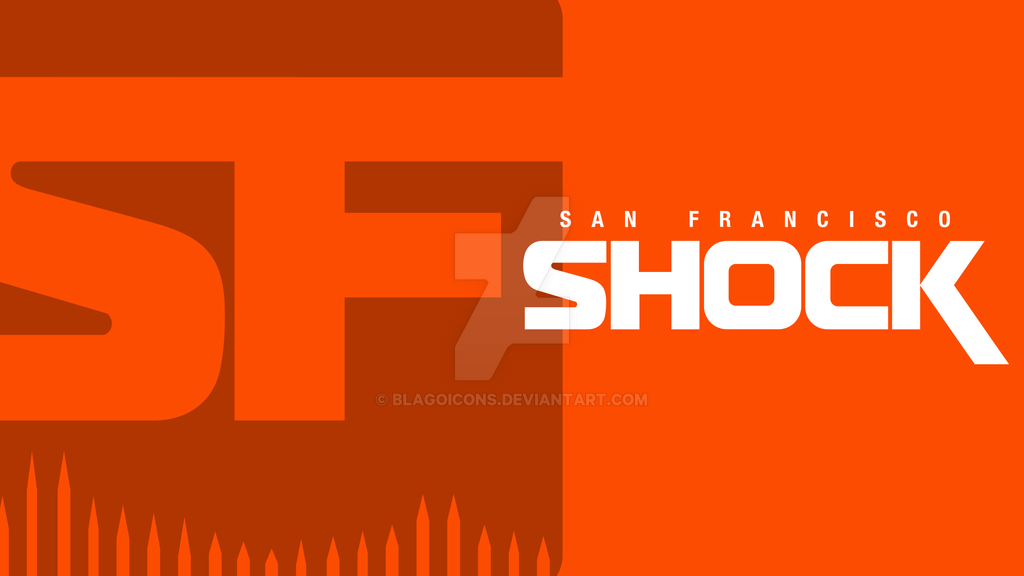 Overwatch League San Francisco Shock Wallpapers By Blagoicons On