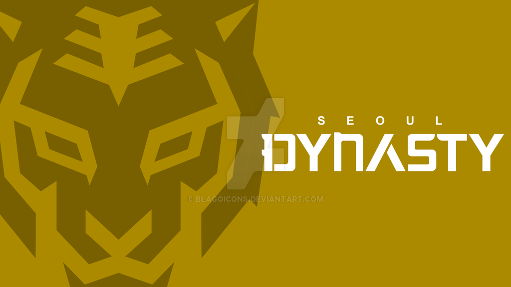 Overwatch League Seoul Dynasty Wallpapers By Blagoicons On Deviantart