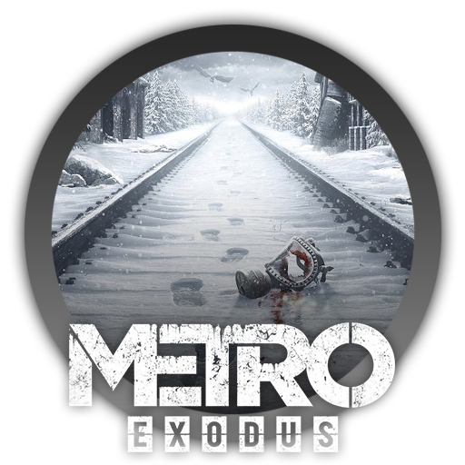 Metro Exodus - Icon by Blagoicons