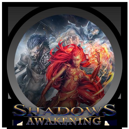 Shadows Awakening - Icon by Blagoicons
