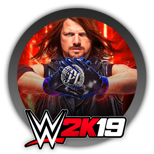 WWE 2K19 - Icon by Blagoicons on DeviantArt