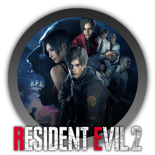 Resident Evil 2 Remake - Icon by Blagoicons on DeviantArt