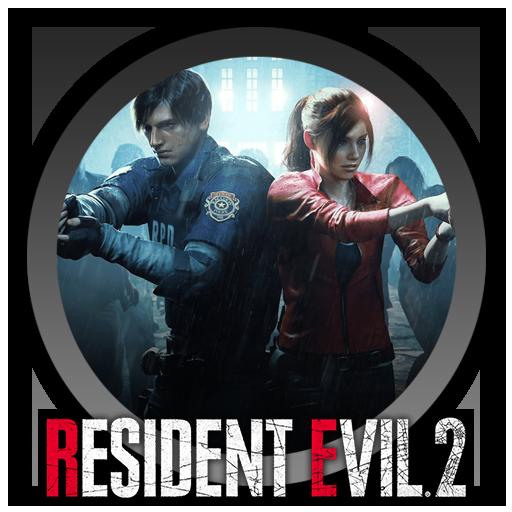 Resultado de imagem para resident evil 2 icon