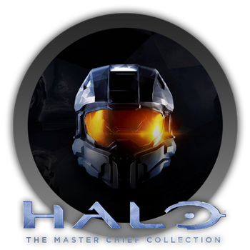 Halo The Master Chief Collection - Icon by Blagoicons