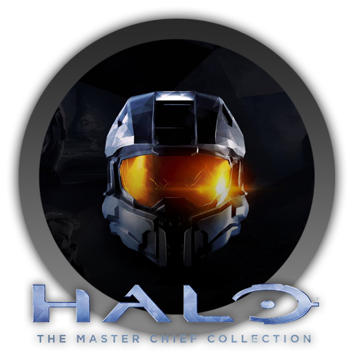 Halo The Master Chief Collection Icon By Blagoicons On