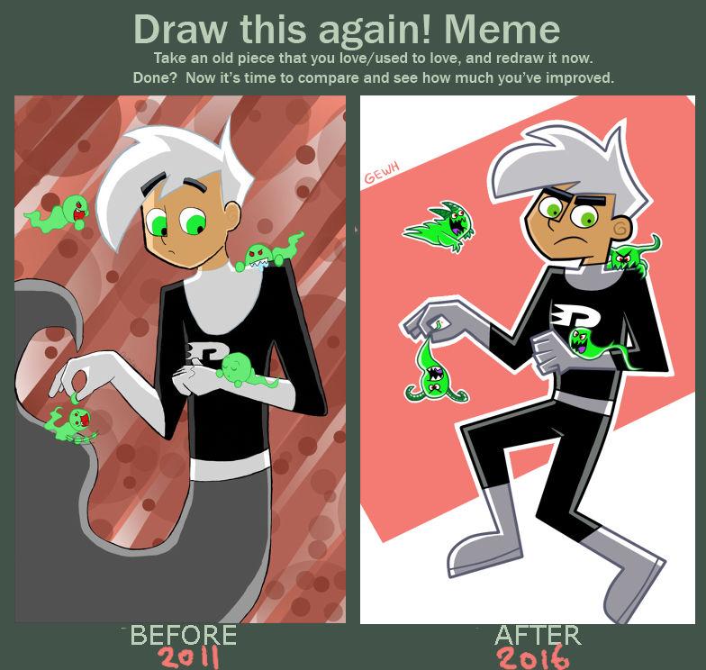 Draw this again: 2011 vs 2016