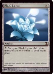 M:TG Black Lotus