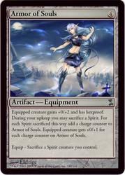 M:TG Armor of Souls