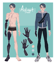 Boy Adopt [CLOSED]