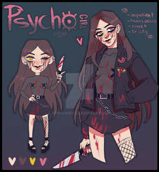 Adopt Psycho Girl [CLOSED]
