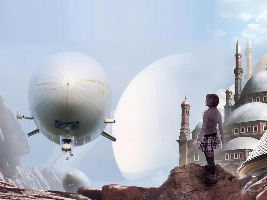 Saturn City v3 by bjornHK