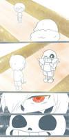 [Comic] Undertale - You! (part 1/2)