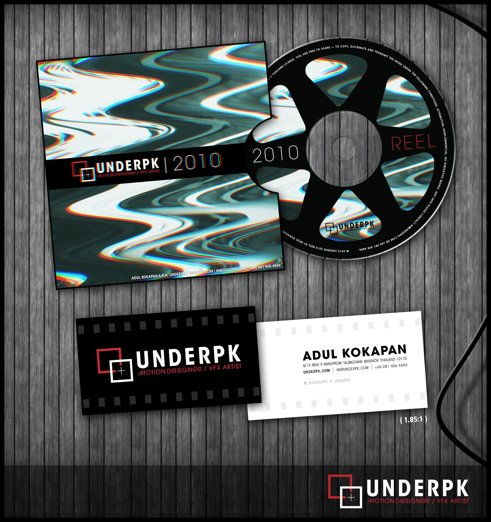 underpk brand identity by underpk