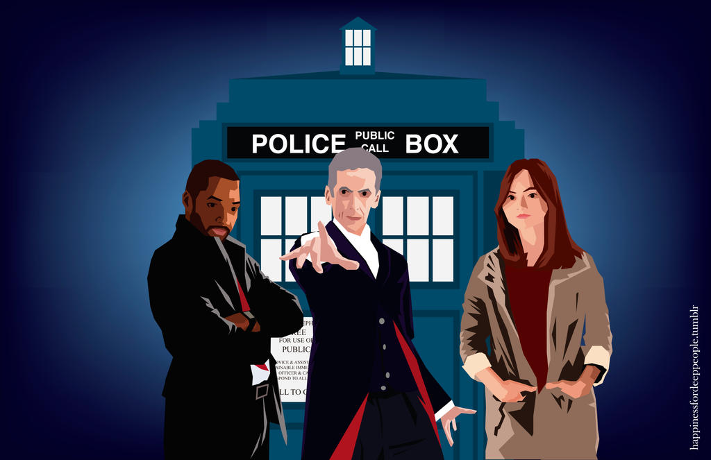 Doctor Who New Team by Aura0190