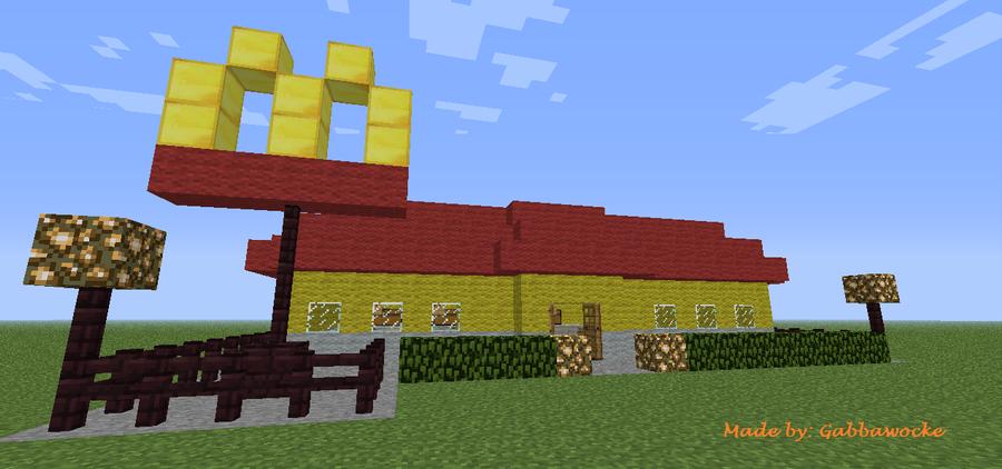 Mcdonalds Building Min...