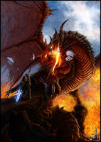 Here be Dragons by Narcotic-Nightmares
