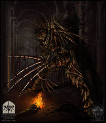 Strolen's Citadel - The Cutsman by Narcotic-Nightmares