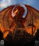 Strolen's Citadel - Dragon Poster
