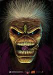 Eddie - tribute to Iron Maiden by artupida