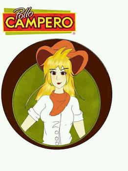 Campera (polloCampero Rule63)