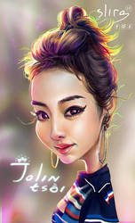 The Queen - Jolin Tsai by slirg27