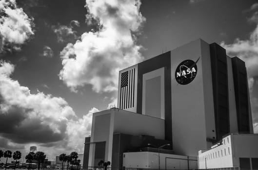 Space Shuttle VAB NASA