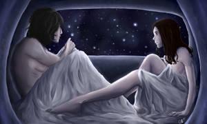 Stargazing by Utena-sama