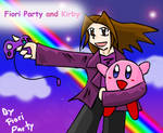 Fiori Party and Kirby