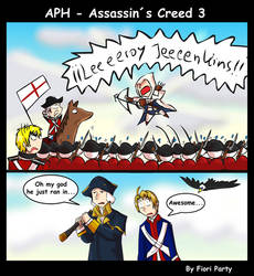 APH - Assassin s Creed 3 by fiori-party