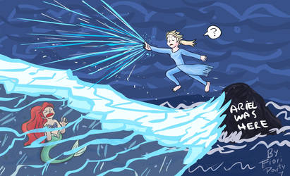 Frozen 2 by fiori-party