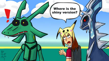 Rayquaza is back