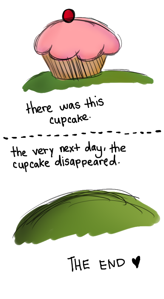 cupcake. by samete
