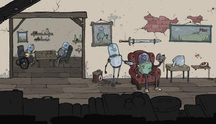 Game intro scene #3