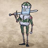 Feudal Alloy character equipment set
