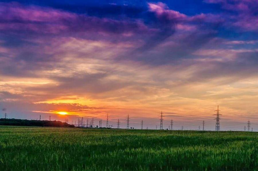 sunset by ScoRpi0787