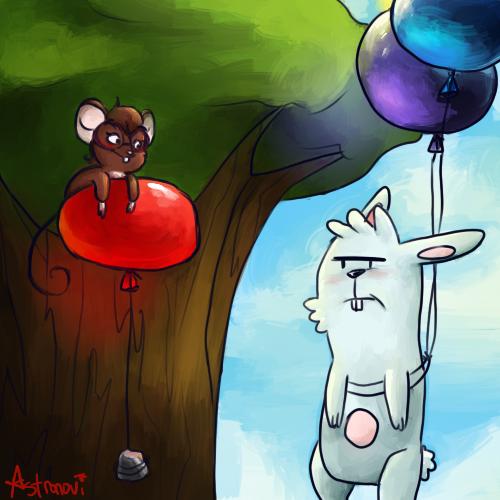 ~Balloons~ by Astronovi