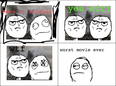 Rage comic 2 by Memesterf