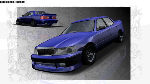 Gatchan Speed Shop MACH Demo Car