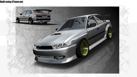Subaru Legacy thing