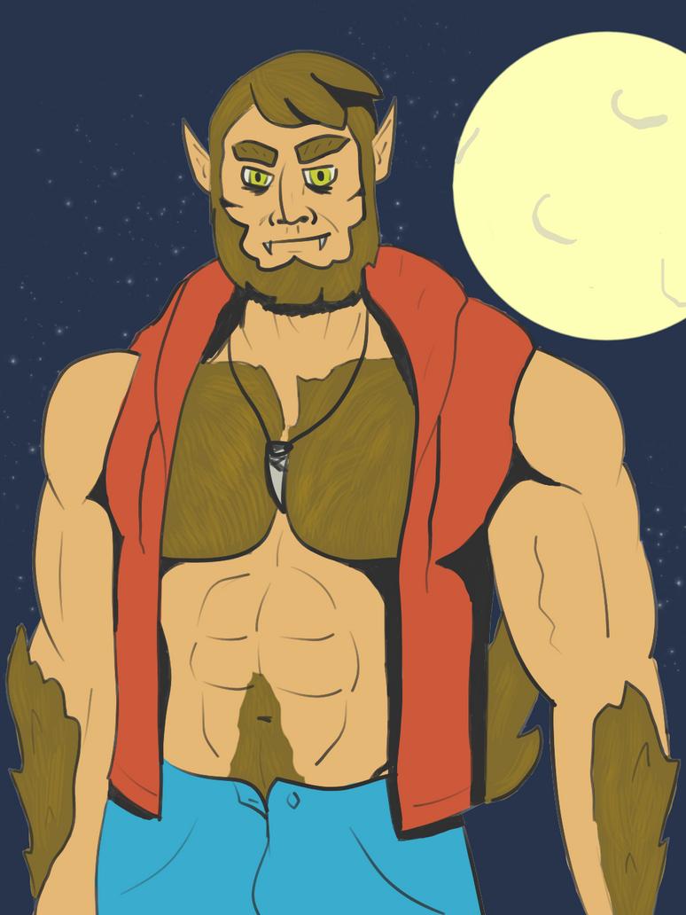 Big Bad Wolf by sentientmonkey